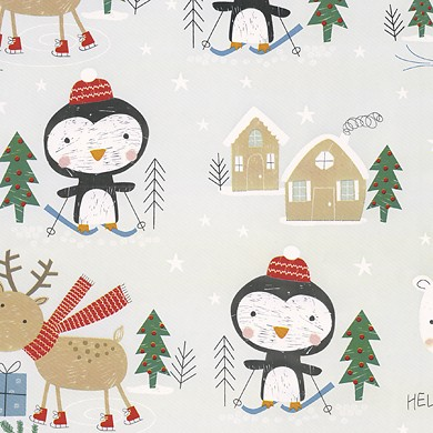 Gift wrap christmas Norway 39999