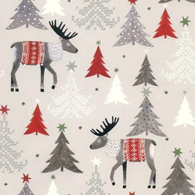 Geschenkpapier Weihnachten Oestersund 49320