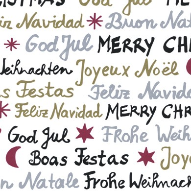 Geschenkpapier Weihnachten Katschberg 59853