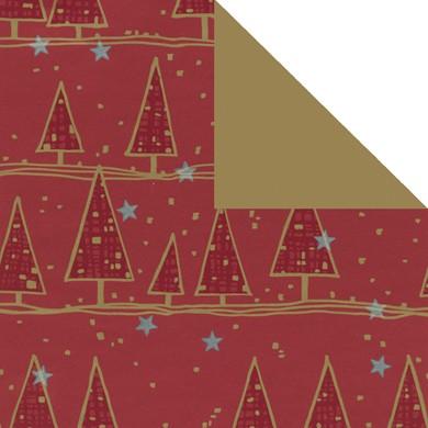 Geschenkpapier Weihnachten Alpach