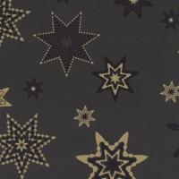 Geschenkpapier Weihnachten Alpina braun 59706