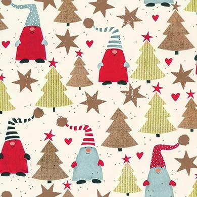 Geschenkpapier Weihnachten Tegernsee 49293