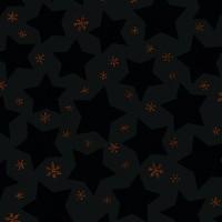 Geschenkpapier Weihnachten Decoro schwarz 89897