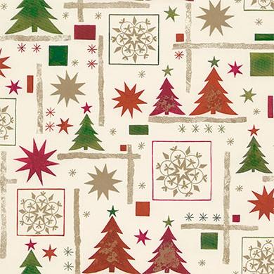 Geschenkpapier Weihnachten Steeg 49302