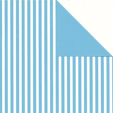 Gift wrap Leer azure blue 60513