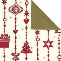 Geschenkpapier Weihnachten Langua 69900