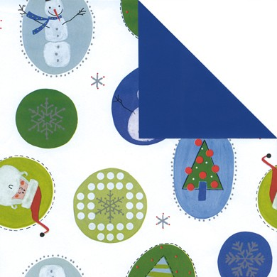 Geschenkpapier Weihnachten Sonthofen 69661