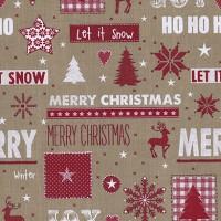 Geschenkpapier Weihnachten Idaho 49649