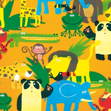 Gift wrap Animals 40116