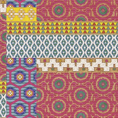 Geschenkpapier Marokko 30733